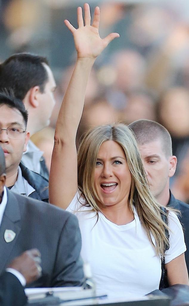 Jennifer Aniston, Jimmy Kimmel Live