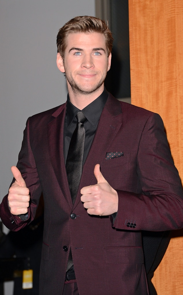 Liam Hemsworth, People's Choice Awards