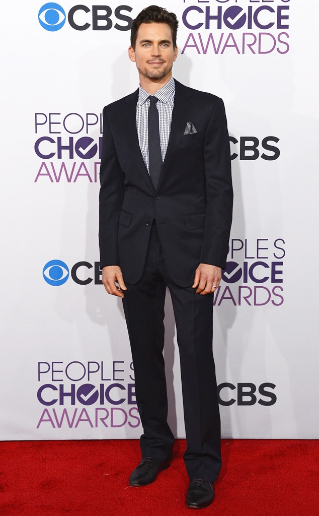 Matt Bomer, People's Choice Awards