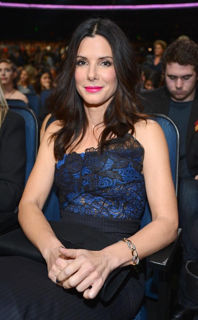 Sandra Bullock, People's Choice Awards