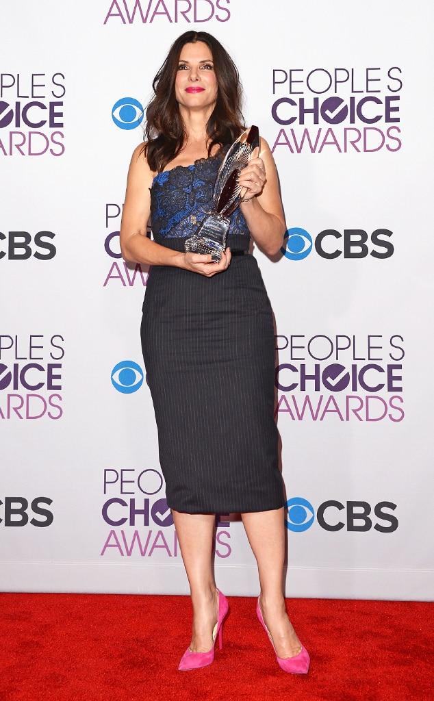 Sandra Bullock, People's Choice Award