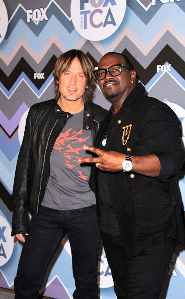 Keith Urban, Randy Jackson