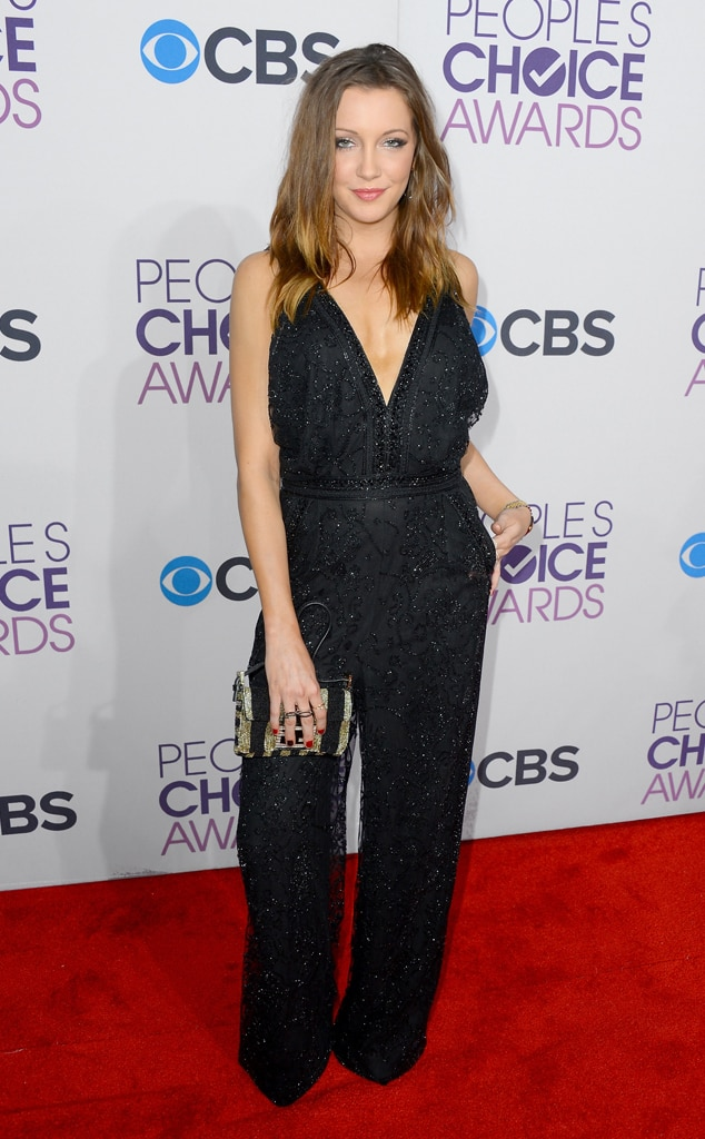 Katie Cassidy, People's Choice Awards