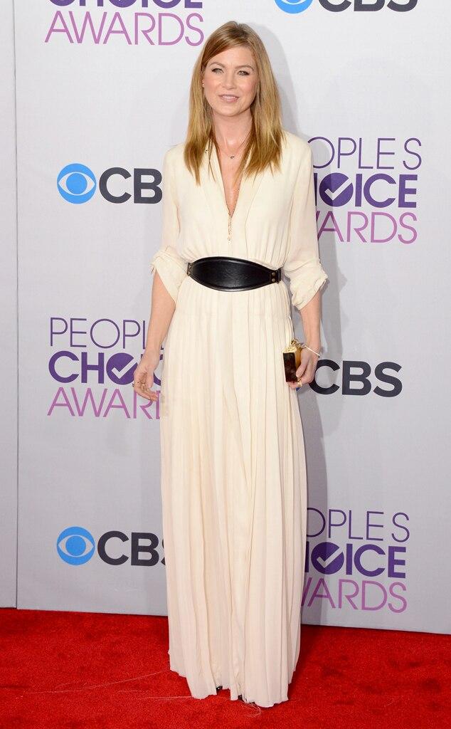 Ellen Pompeo, People's Choice Awards