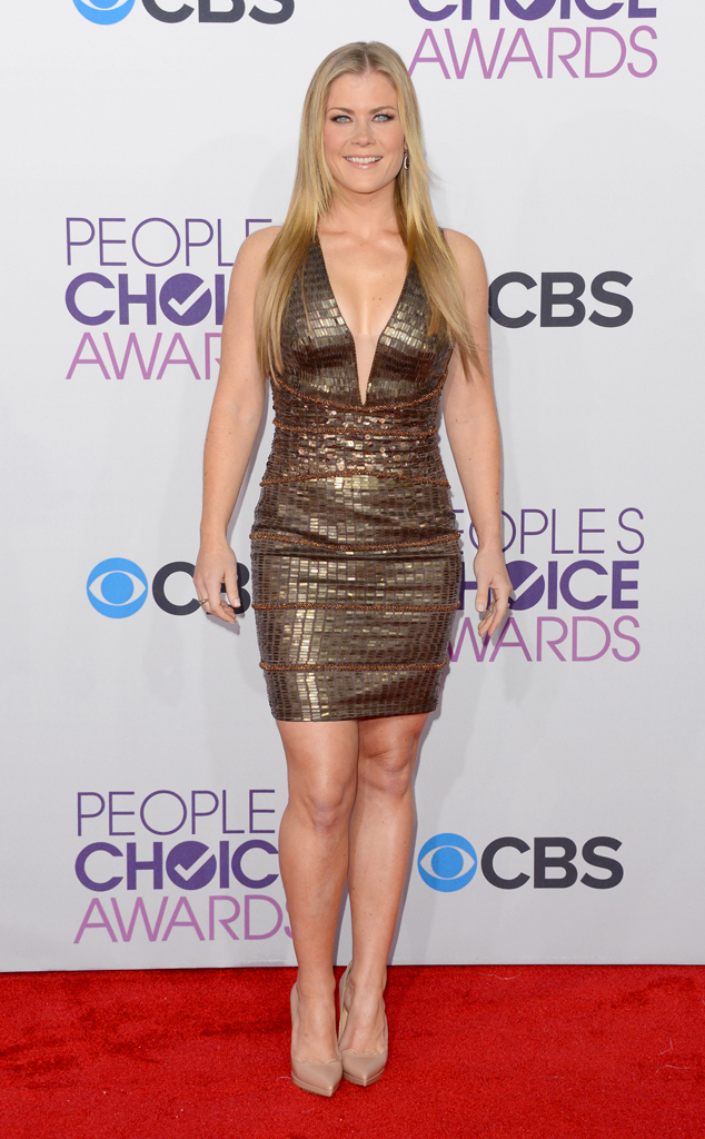 Alison Sweeney, People's Choice Awards