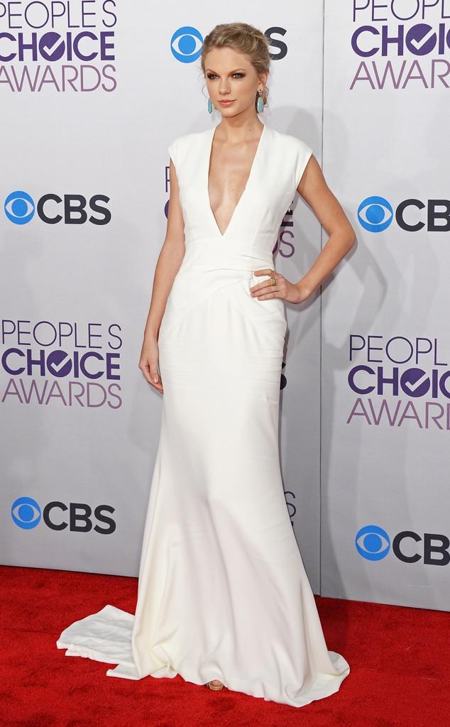 Taylor Swift, Peoples Choice Awards, Ralph Lauren