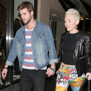 "Miley Cyrus and Liam Hemsworth ""Still Engaged"" Despite Reports, Says Source"