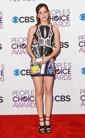 Emma Watson, People's Choice Awards