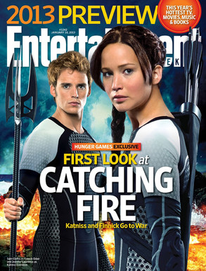 Entertainment Weekly, Catching Fire