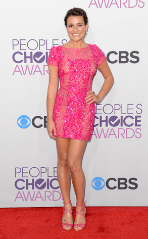 Lea Michele, People's Choice Awards