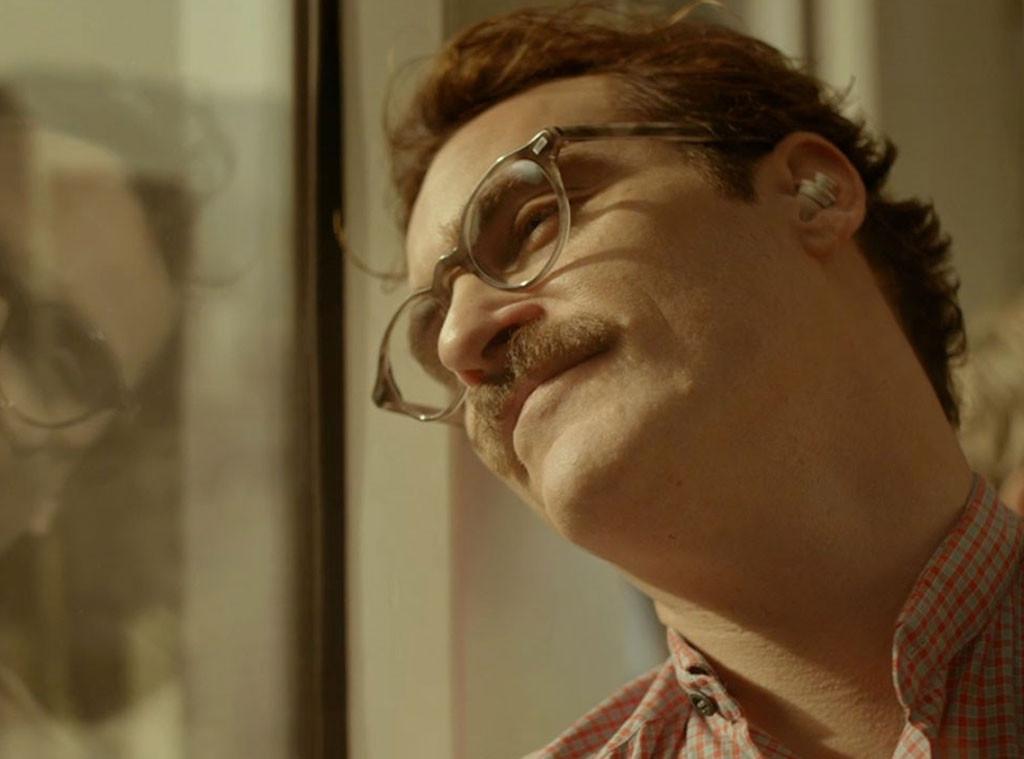 Her, Joaquin Phoenix