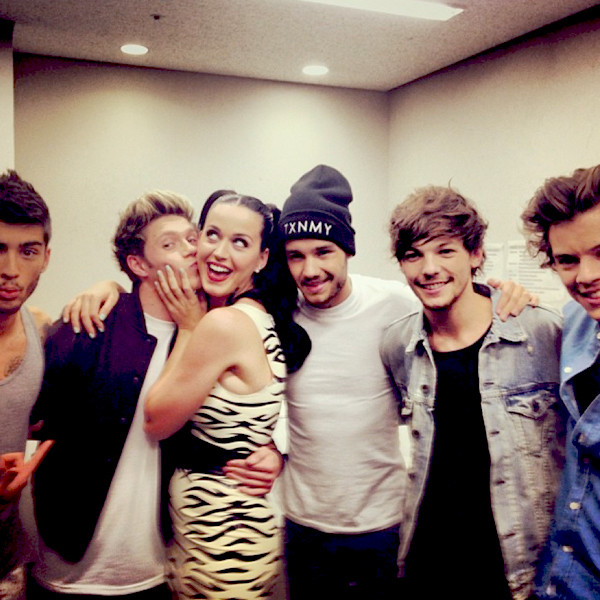 Katy Perry, One Direction
