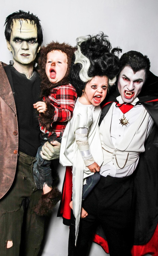 Neil Patrick Harris, Halloween