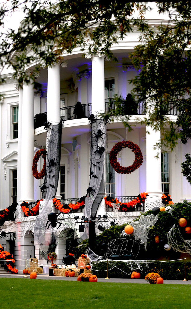 The White House, Halloween