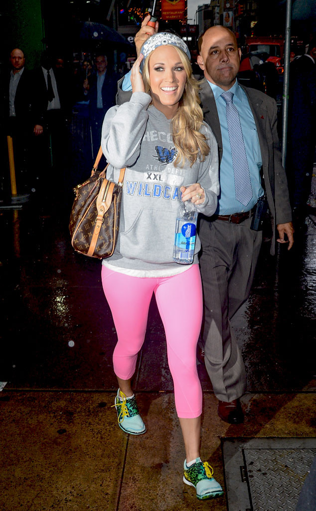 All The Details On Carrie Underwood S Pregnancy Workout