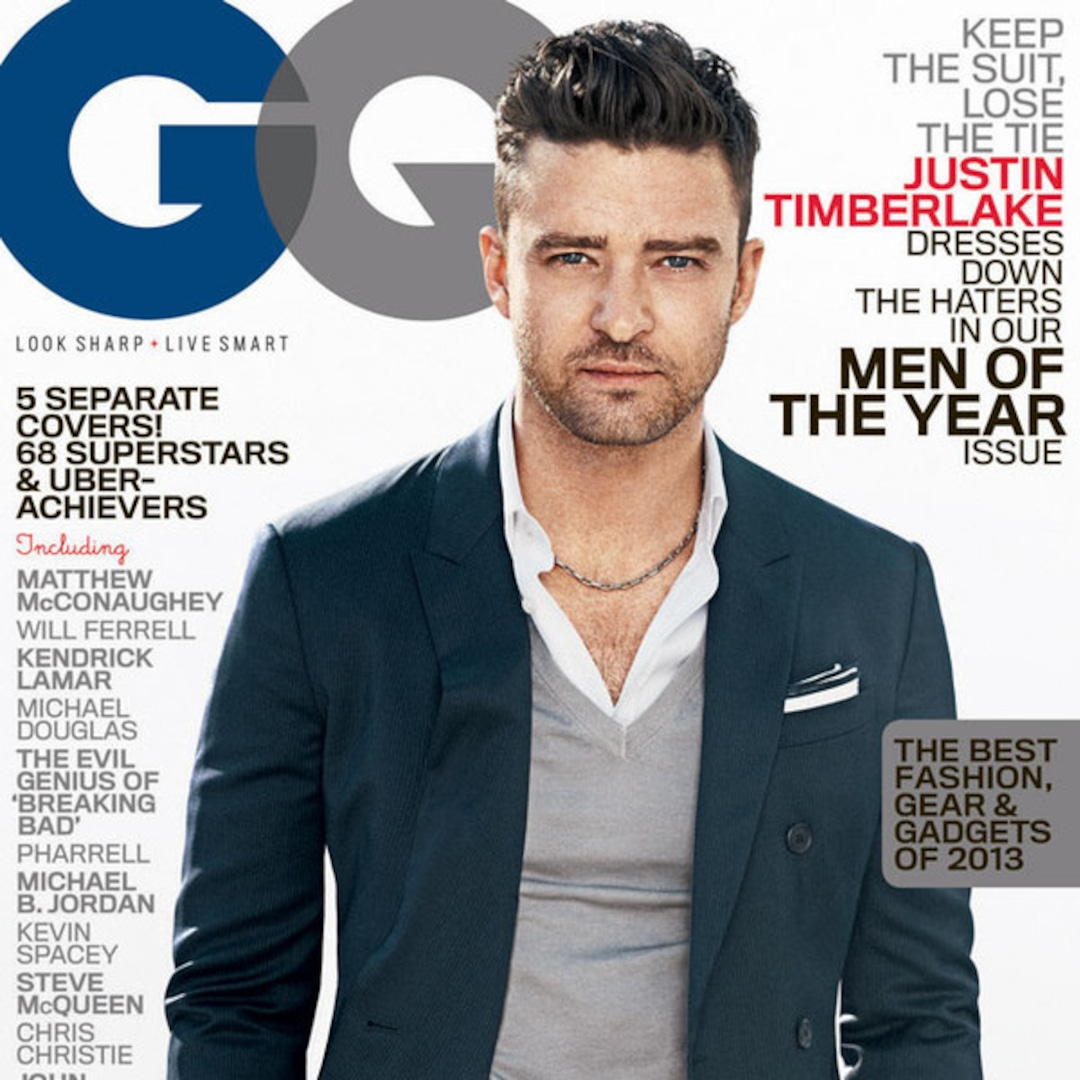 Justin Timberlake Is a Stud on GQ Cover, Insists That Hes