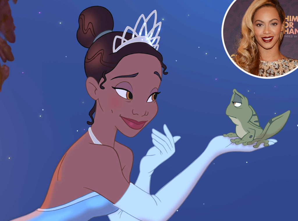 Beyonce Declined To Audition For Princess And The Frog Lost Role