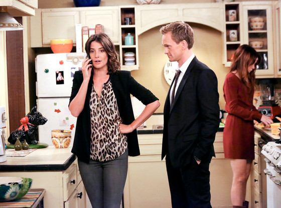 How I Met Your Mother, Alyson Hannigan,  Cobie Smulders, Neil Patrick Harris