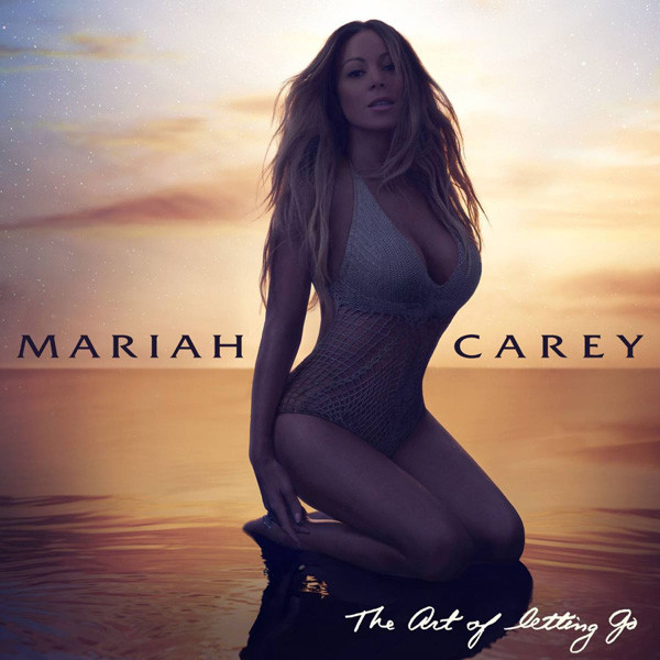 Mariah Carey, The Art of Letting Go cover