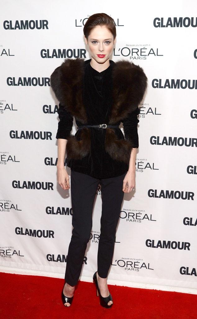 Coco Rocha, Glamour Awards