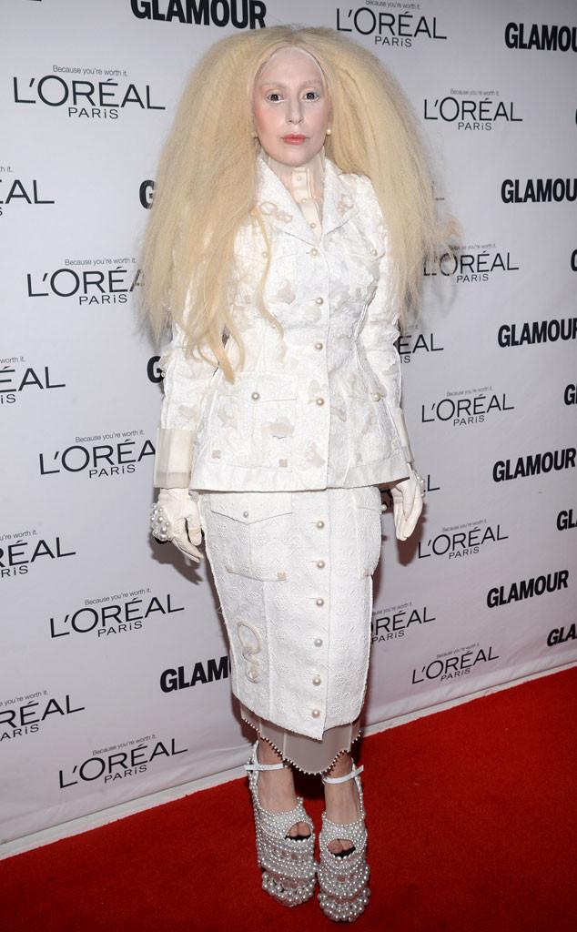 Lady Gaga, Glamour Awards