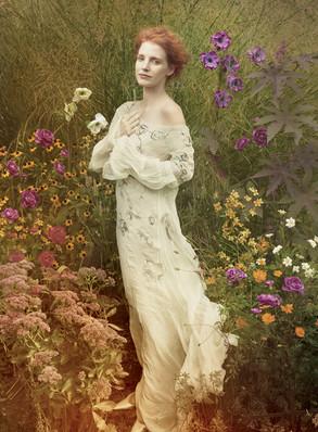 Jessica Chastain, Vogue