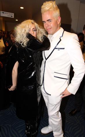 Lady Gaga, Perez Hilton