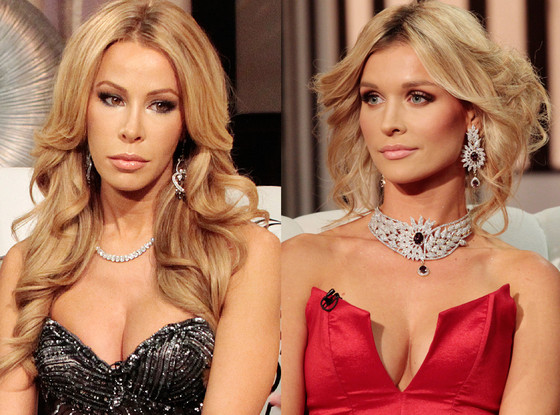 Lisa Hochstein, Joanna Krupa, Real Housewives of Miami Reunion