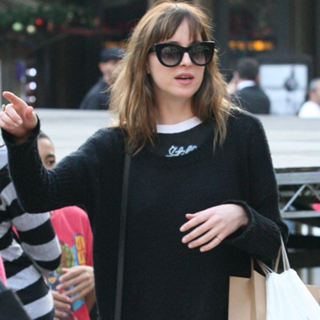 Fifty Shades of Grey Star Dakota Johnson Lands Vogue
