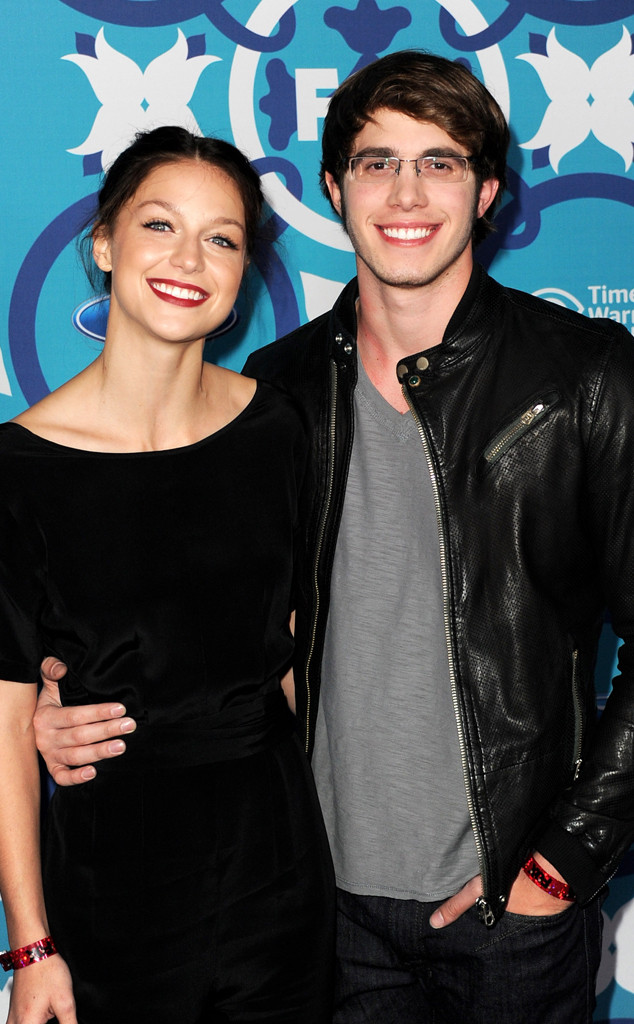 Glee S Melissa Benoist And Blake Jenner Are Married E Online