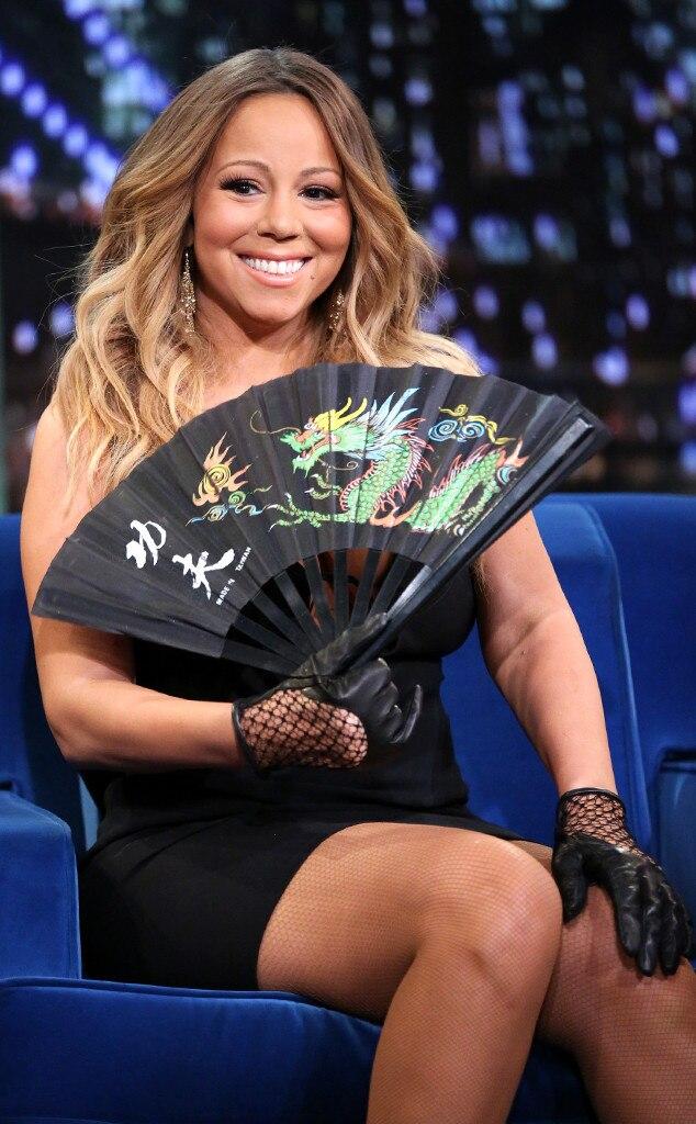 Mariah Carey, Jimmy Fallon