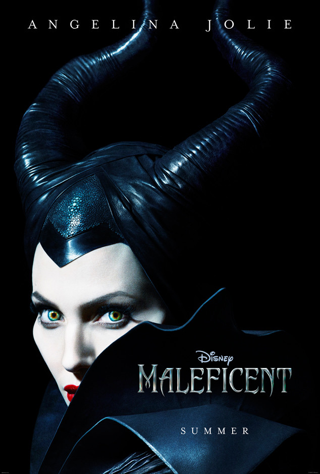 Angelina Jolie S Maleficent Poster Revealed E News
