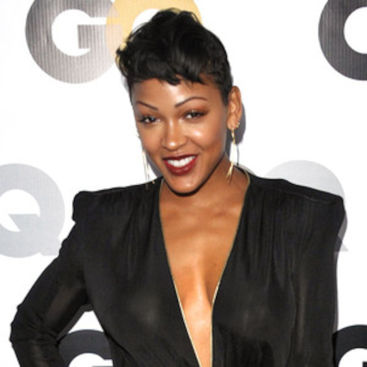 Marvelous Watch Meagan Good Talks J Laws Pixie E News Natural Hairstyles Runnerswayorg