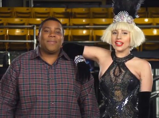 Lady Gaga, Kenan Thompson