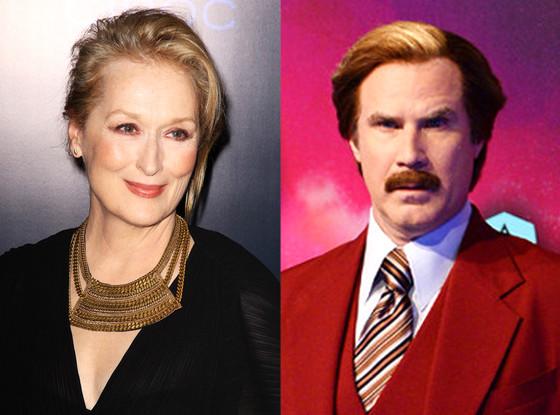 Will Ferrell, Meryl Streep