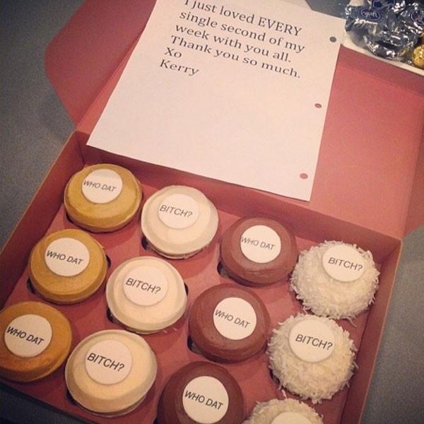 Kerry Washington, Saturday Night Live, Instagram