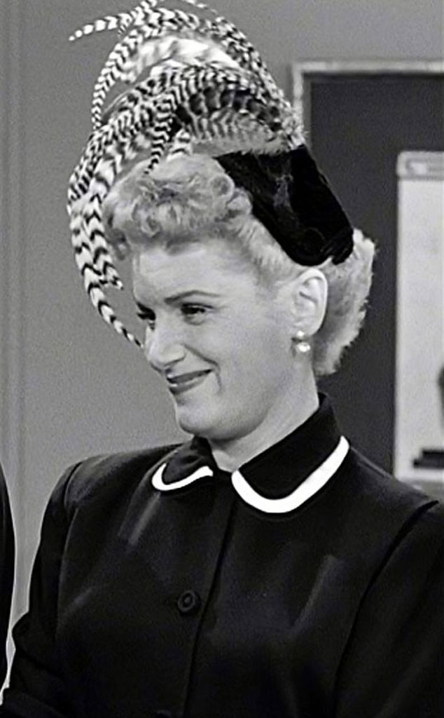 Shirley Mitchell, I Love Lucy