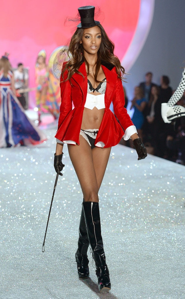 Jourdan Dunn, Victoria's Secret Fashion Show