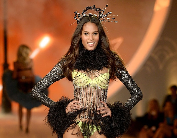 99958b7f45 Cindy Bruna from 2013 Victoria's Secret Fashion Show | E! News