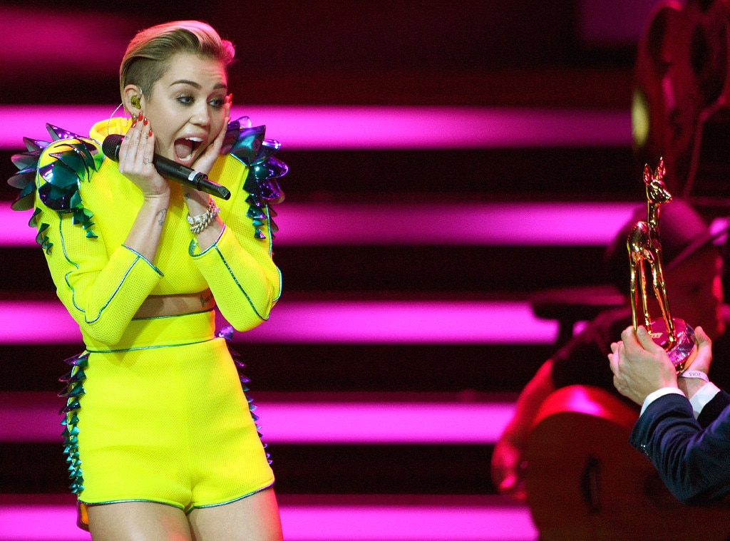 Miley Cyrus, Bambi Awards