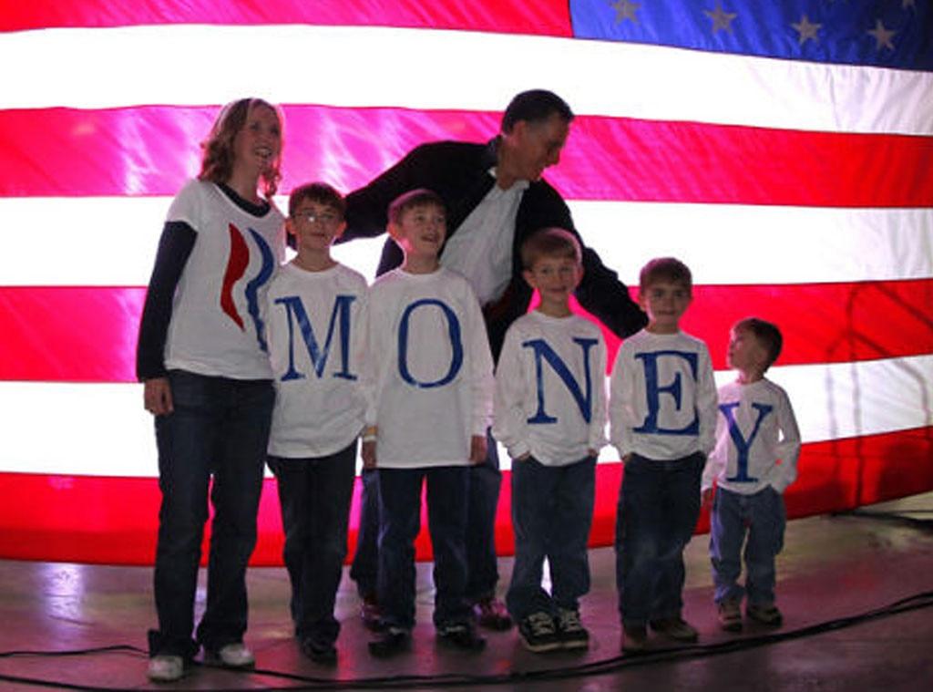 Mitt Romney, Money