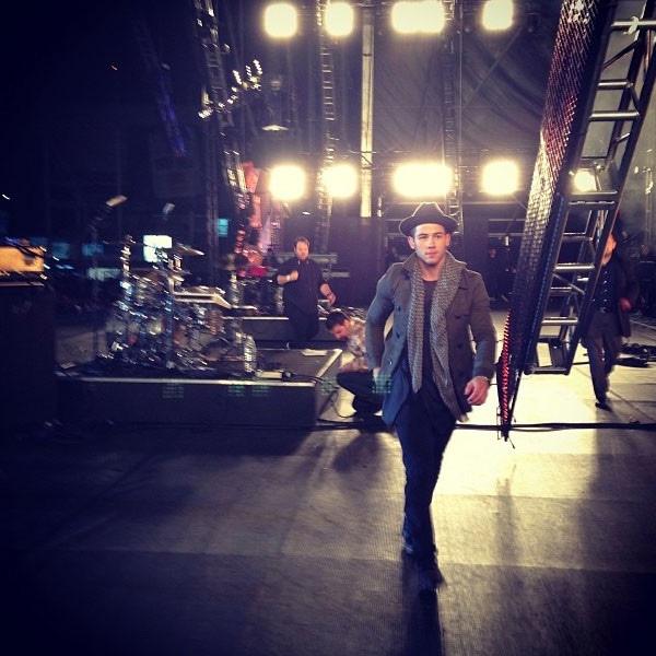 Nick Jonas Instagram