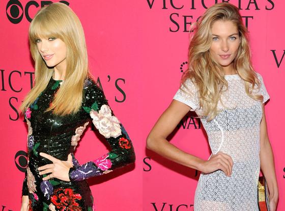 Jessica Hart, Taylor Swift