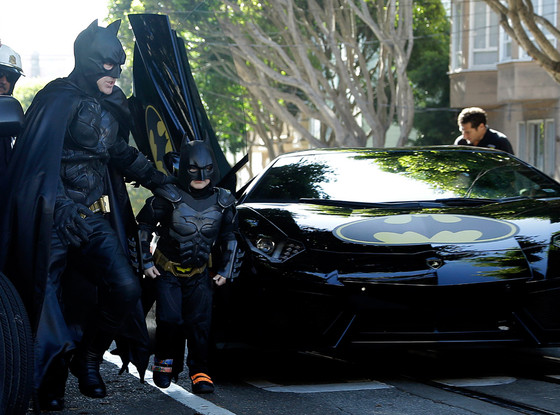 Batman, Batkid, Make-A-Wish