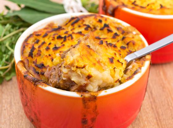 Sweet Potatoe Shephard's Pie