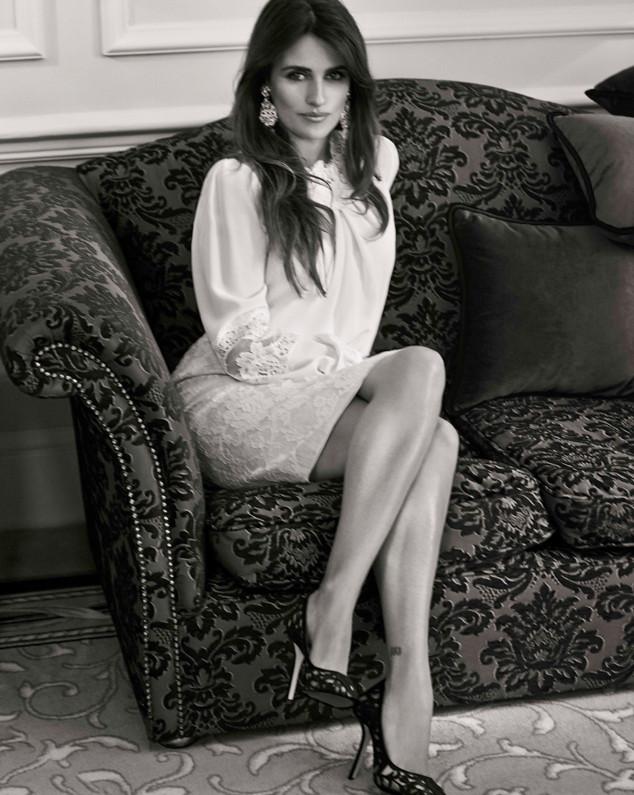 Penelope Cruz, The Edit