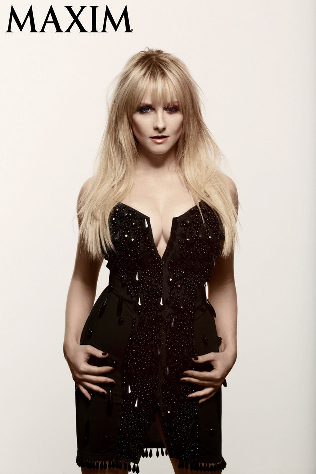 Big Bang Theory Star Melissa Rauch Strips Down for Sexy Maxim Photo Shoot—Check It Out! | E! News