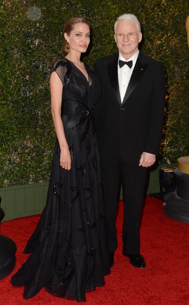 Angelina Jolie, Steve Martin