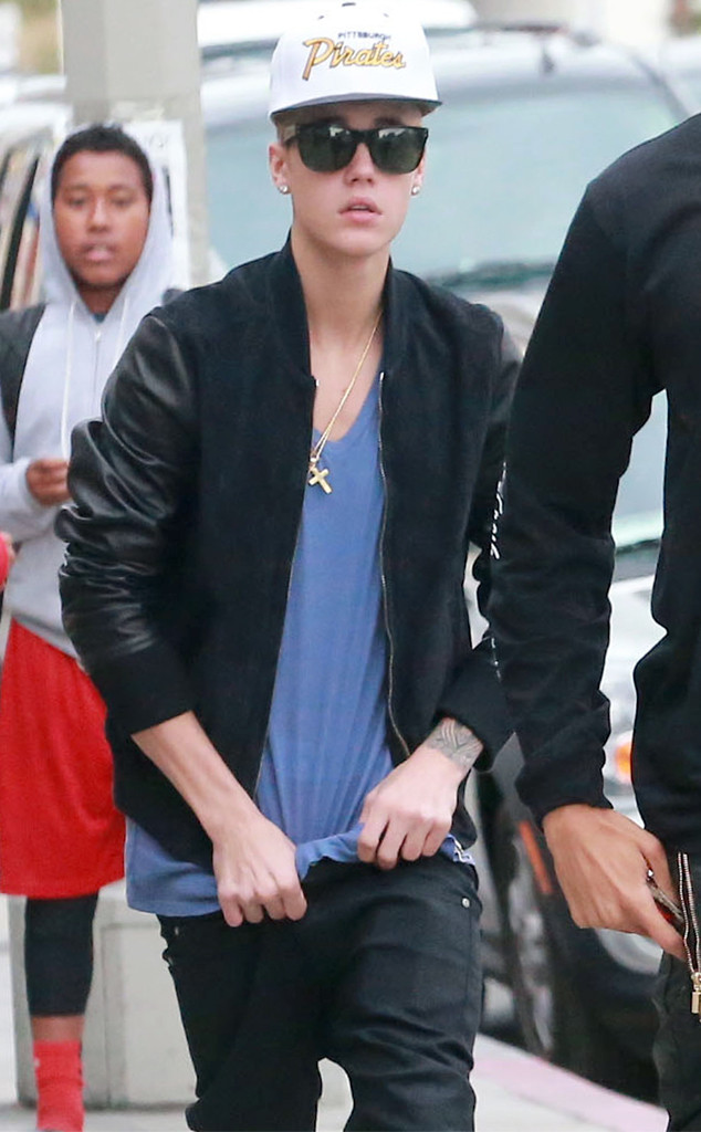 Police Raid Justin Bieber's Home Following Egg-Throwing Incident—Get All the Details