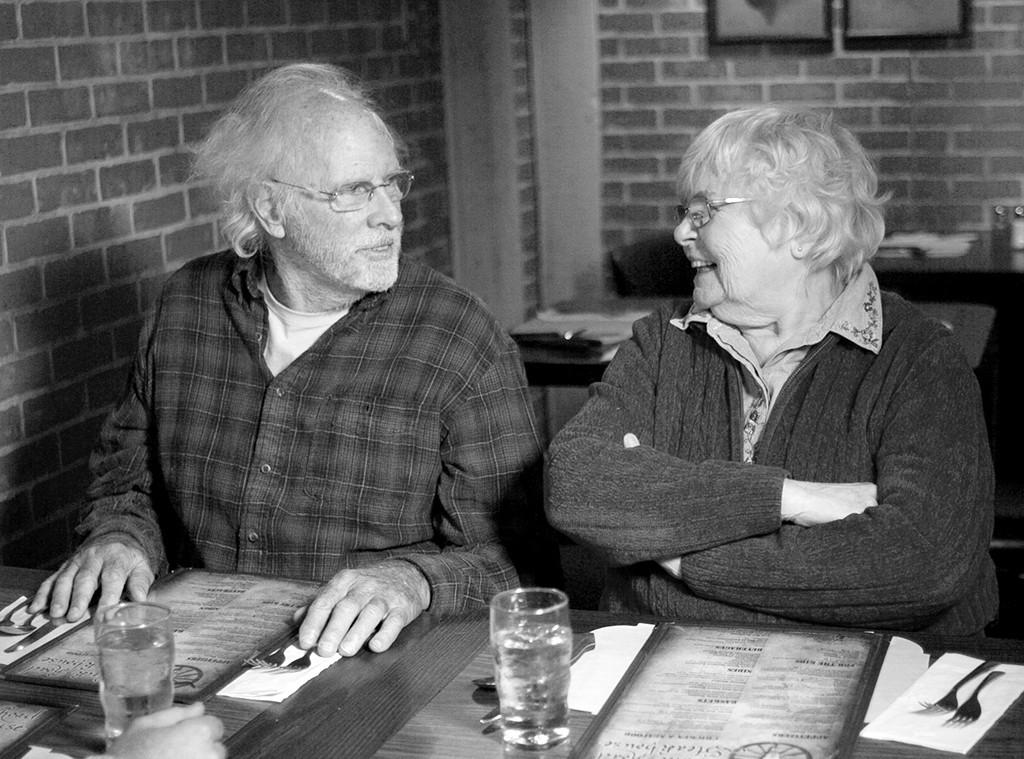 Bruce Dern, June Squibb, Nebraska, Movie